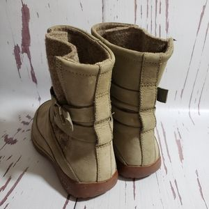 Chaco Shoes - Chaco suede and wool woman boots 7.5